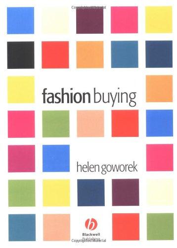 9780632055845: Fashion Buying