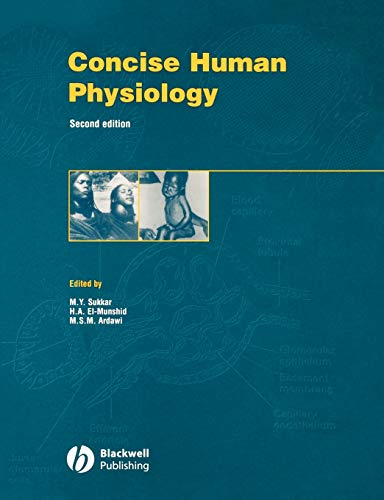 9780632055869: Concise Human Physiology