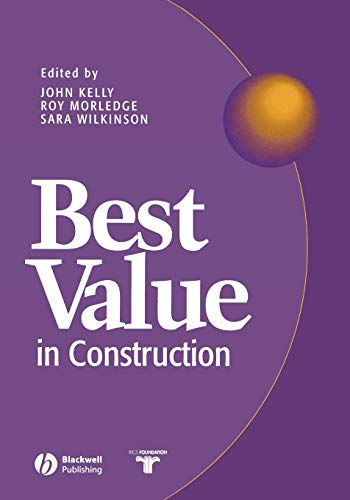 9780632056118: Best Value in Construction