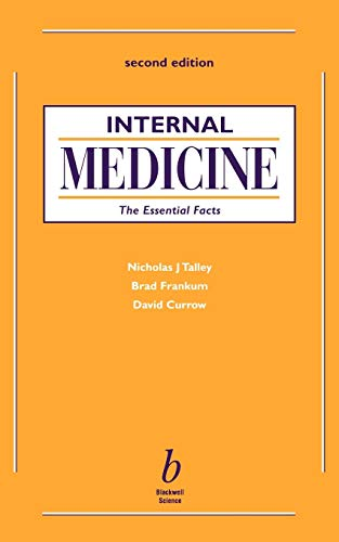 9780632056132: Internal Medicine: The Essential Facts
