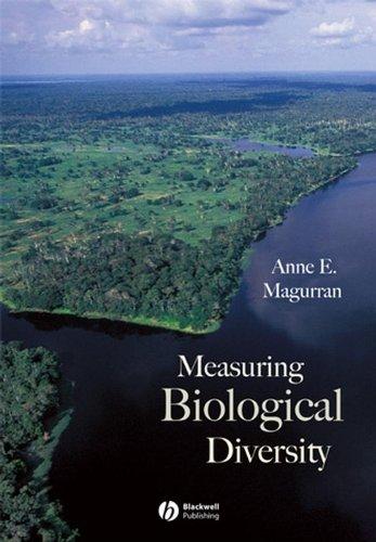 9780632056330: Measuring Biological Diversity