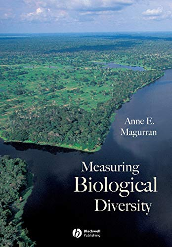 9780632056330: Measuring Biological Diversity