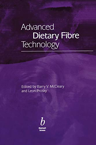 Advanced Dietary Fibre Technology: Wiley-Blackwell