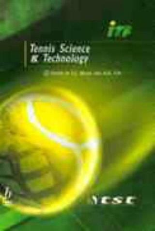 9780632056385: Tennis Science and Technology