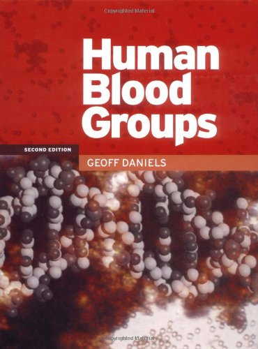 9780632056460: Human Blood Groups