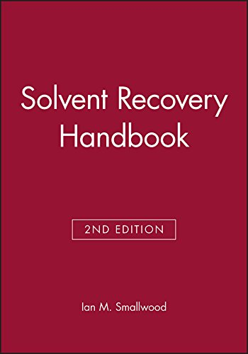 9780632056477: Solvent Recovery Handbook