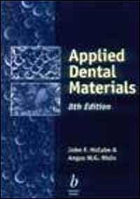 9780632056866: Appld Dental Materials 8e EPZ