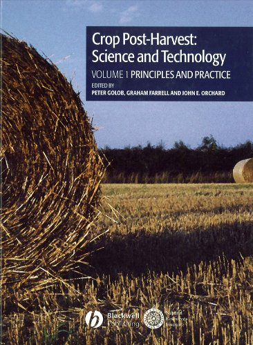 Crop Post-Harvest Handbook Volume 1: Principles and Practice