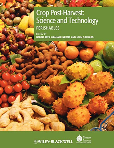 Crop Post-Harvest: Science and Technology: Volume 3:
