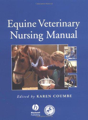 9780632057276: Equine Veterinary Nursing Manual