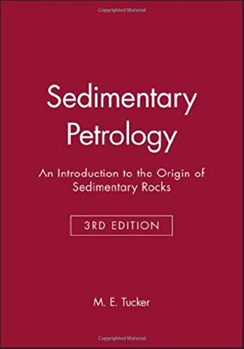 Sedimentary Petrology 3Ed (Pb): Tucker M.E.