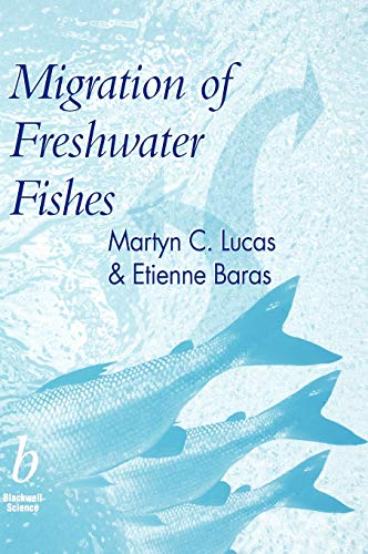 9780632057542: Migration Freshwater Fishes