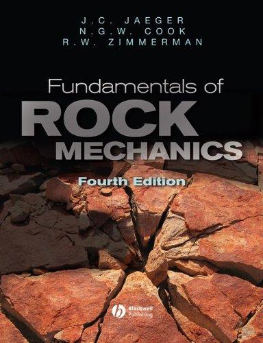 9780632057597: Fundamentals of Rock Mechanics