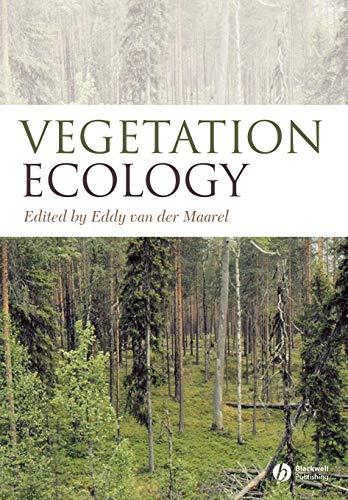 9780632057610: Vegetation Ecology