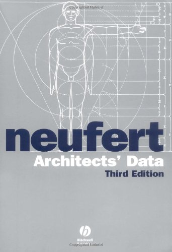 9780632057719: Neufert Architects' Data, Third Edition