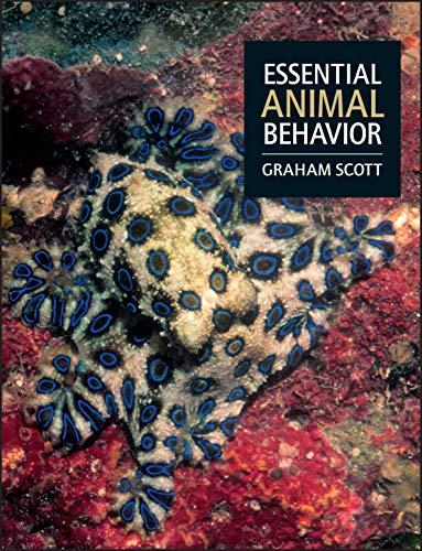 9780632057993: Essential Animal Behavior