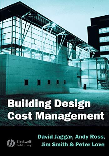 9780632058051: Building Design Cost Management