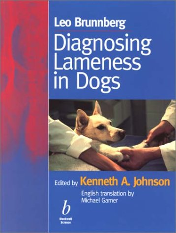 9780632058068: Diagnosing Lameness in Dogs