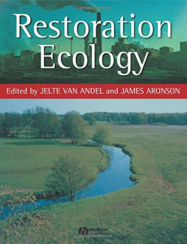 9780632058341: Restoration Ecology: The New Frontier