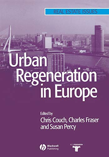 9780632058419: Urban Regeneration in Europe (Real Estate Issues)