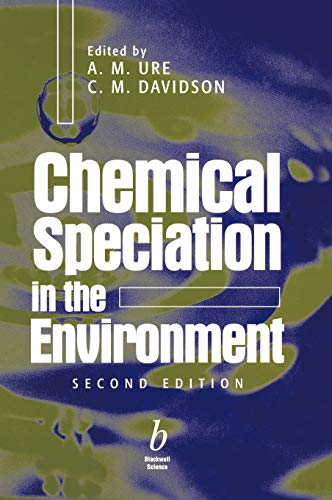 Chemical Speciation in the Environment (Hardback)