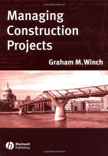 9780632058884: Managing Construction Projects: An Information Processing Approach