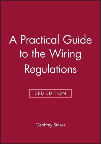 9780632058983: A Practical Guide to the Wiring Regulations