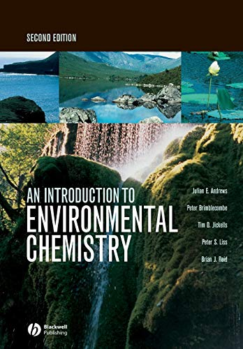 9780632059058: An Introduction to Environmental Chemistry