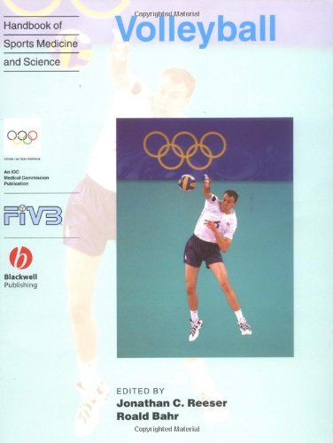 9780632059133: Volleyball (The Handbook of Sports Medicine and Science)