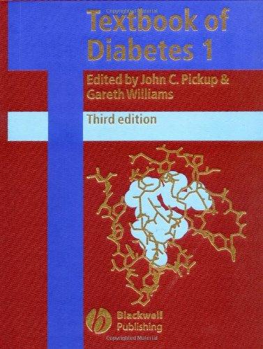9780632059157: Textbook of Diabetes