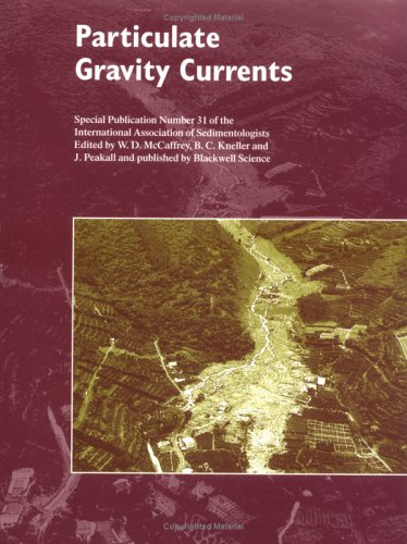 9780632059218: Particulate Gravity Currents (Special Publication 31 of the IAS) (International Association Of Sedimentologists Series) (v. 31)