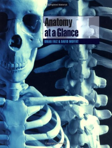 9780632059348: Anatomy at a Glance