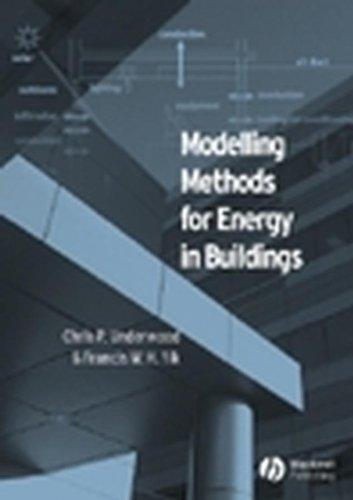 9780632059362: Modelling Methods for Energy in Buildings
