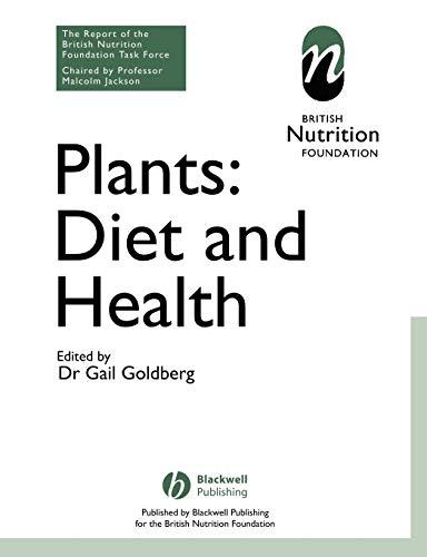 9780632059621: Plants: Diet and Health (British Nutrition Foundation)