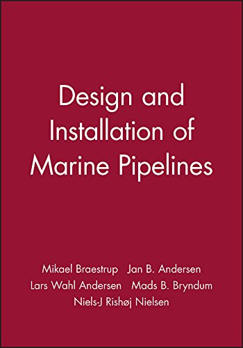 9780632059843: Design And Installation Of Marine Pipelines