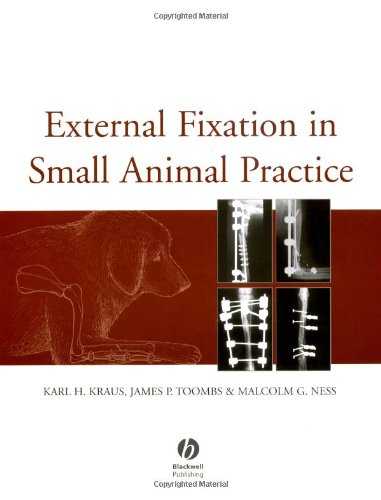 9780632059898: External Fixation in Small Animal Practice