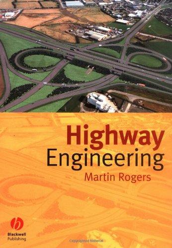 9780632059935: Highway Engineering