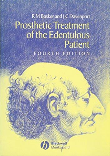 9780632059980: Prosthetic Treatment of the Edentulous Patient