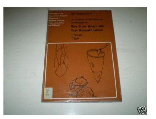 A handbook of field methods for research: T Nishida, T