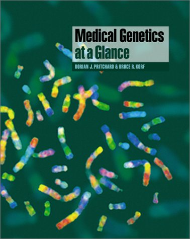 9780632063727: Medical Genetics at a Glance