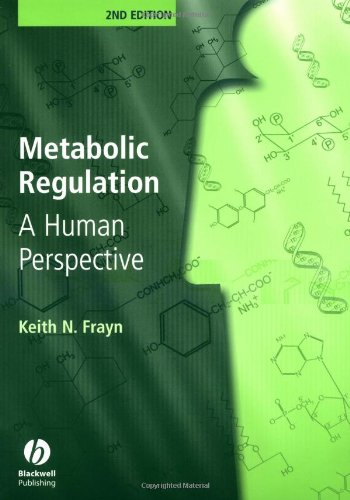 9780632063840: Metabolic Regulation: A Human Perspective