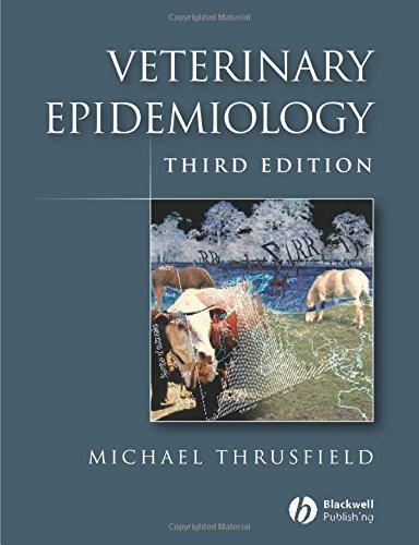 9780632063970: Veterinary Epidemiology