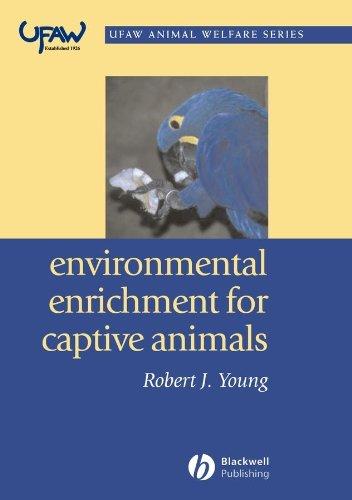 9780632064076: Environmental Enrichment for Captive Animals (UFAW Animal Welfare)
