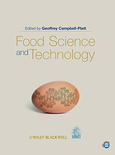 9780632064212: Food Science And Technology