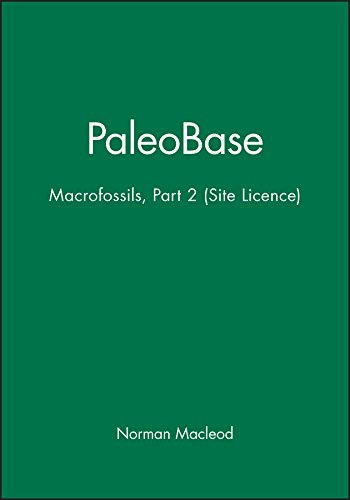 Paleobase: Pt. 2: Macrofossils