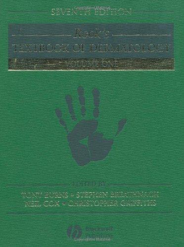 9780632064298: Rook's Textbook of Dermatology