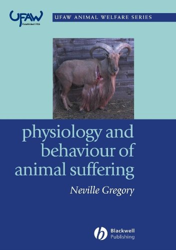 9780632064687: Physiology and Behaviour of Animal Suffering