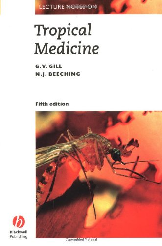 9780632064960: Lecture Notes on Tropical Medicine