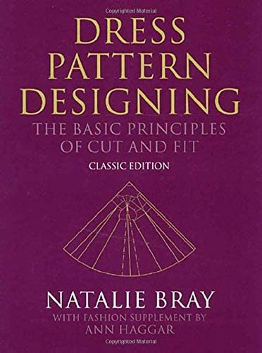 9780632065011: Dress Pattern Designing (Classic Edition): The Basic Principles of Cut and Fit