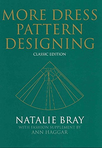 9780632065028: More Dress Pattern Designing: Classic Edition
